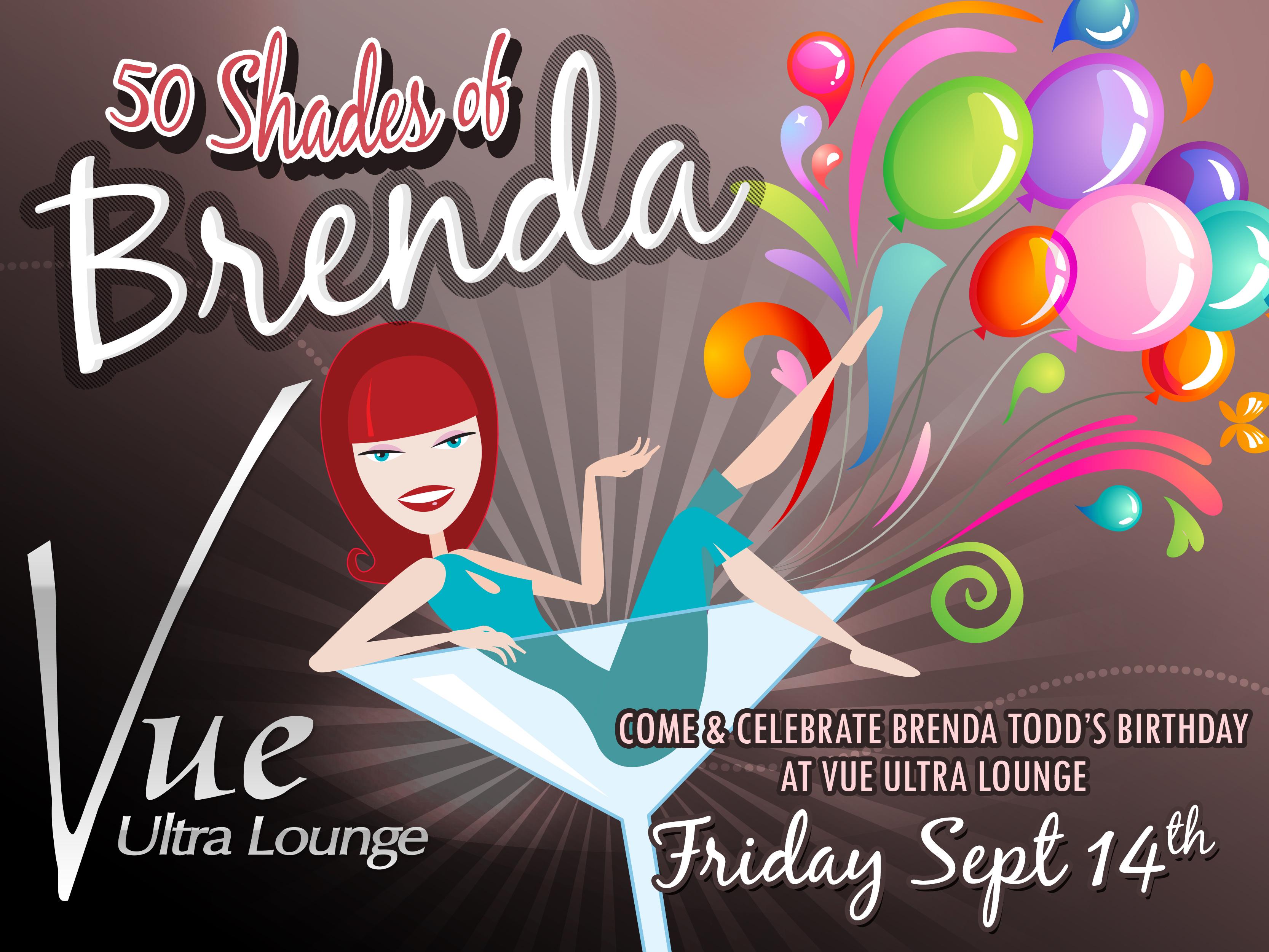 50 Shades of Brenda