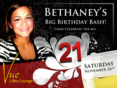 Bethaneys Big Birthday Bash