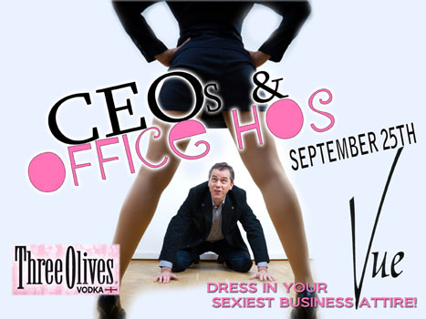 CEOs and Office Hoes