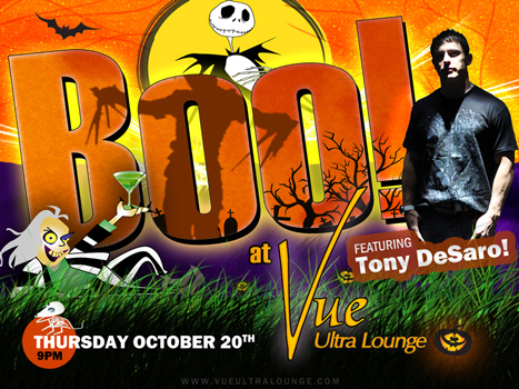 Boo at Vue