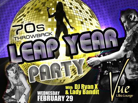 Leap Year Party